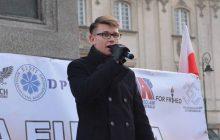 Kalinowski (ONR): Dla skrajnej lewicy ważniejszy jest własny interes, niż interes narodowy [WYWIAD]