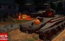 War Thunder przedstawia - nalewka Wiedźmy w trakcie upiornych wydarzeń z okazji Halloween