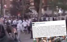 Najsłynniejszy świadek koronny w Polsce udostępnił zdjęcie z zamieszek w Madrycie. Rozpoznał na nim znajomego z dawnych lat