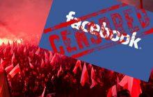Narodowcy szykują protest pod biurem Facebooka.