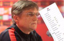 Mijają trzy lata od debiutu Adama Nawałki w roli selekcjonera reprezentacji Polski. Analizujemy skład biało-czerwonych z pierwszego meczu pod jego wodzą!