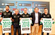 Sławomir Peszko, Grzegorz Wojtkowiak i Maciej Kalkowski z nowymi kontraktami w Lechii Gdańsk