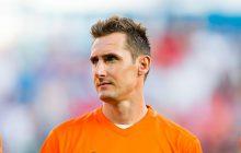 Miroslav Klose zakończył piłkarską karierę