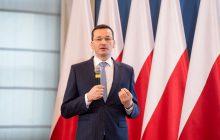 Mateusz Morawiecki: Panuje mit, że mamy wysokie podatki, a kapitał nie ma narodowości