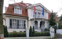 Próba zamachu na polską ambasadę w Berlinie?
