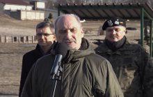 Szef MON sprawdza stan przygotowań WOT w Rzeszowie