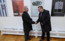 Rotmistrz Pilecki Bohater Niezwyciężony - wywiad ze Zbigniewem Babińskim, zwycięzcą Międzynarodowego Konkursu na Plakat
