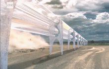 1100 km/h specjalną kapsułą? Hyperloop połączy miasta w ZEA