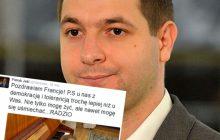 Komentarz wiceministra o zakazie dla francuskiego spotu z chorymi dziećmi podbija internet: