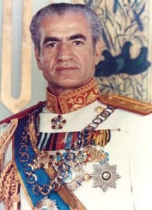 Mohammad Reza Pahlawi fot. wikicommon