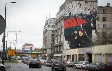 Warszawa: Powstał wielki mural Czarnego Protestu.