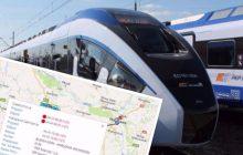 Twój pociąg ma opóźnienie? Sprawdź je na interaktywnej mapie! Pomoc PKP dla pasażerów