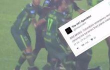 W Kolumbii rozbił się samolot z brazylijską drużyną piłkarską na pokładzie!
