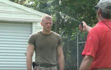 Tak się wykuwa twardzieli. Żołnierze US Marines ćwiczą reakcję po ataku gazem pieprzowym i paralizatorem [WIDEO]