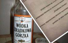 Firma produkująca alkohol przeprasza swoich klientów. Internauci pękają ze śmiechu