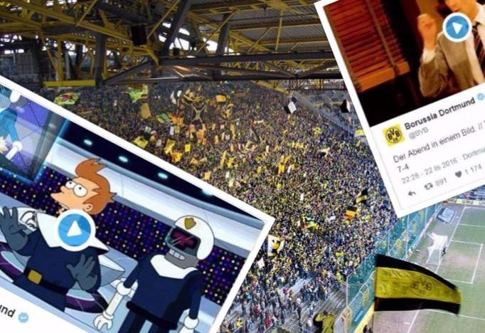 Mecz Borussia-Legia hitem nie tylko w Polsce. Bezbłędne reakcje Niemców prowadzących relację live!