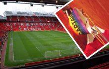 Kapitan Manchesteru United zagra... z tęczową opaską [FOTO]