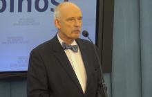 JKM: Kaczyński usiłuje pogodzić szaleńczą politykę antyrosyjską z wymogami polityki realnej [WIDEO]