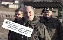 Łukasz Warzecha komentuje słowa Macierewicza o broni.