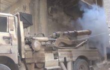 W konflikcie syryjskim wykorzystano nawet XIX-wieczną armatę. Wciąż jest zabójczo sprawna! [WIDEO]