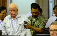 Kambodża: Dożywocie dla liderów