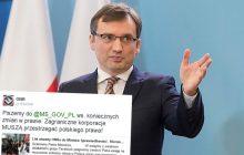 ONR pisze do ministerstwa: Facebook musi przestrzegać polskiego prawa