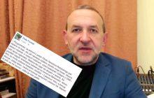 Sosnowski krytykuje artykuł o ONR.