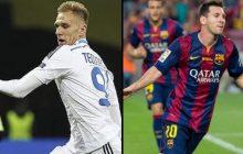 Napastnik reprezentacji Polski i Leo Messi na czele rankingu.