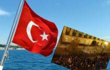 MSZ Turcji ostrzega przed wyjazdem do USA. Chodzi o protesty przeciwko Trumpowi