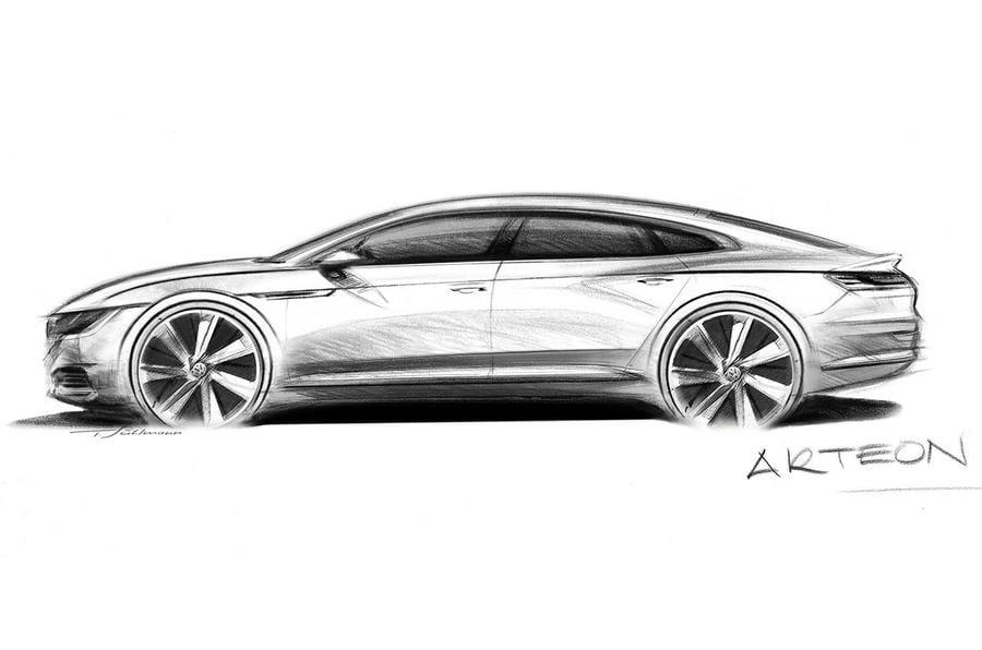 Volkswagen Arteon- krok w klasę premium