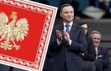 Andrzej Duda będzie miał własną flagę? Wszystko na to wskazuje
