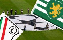 Liga Młodzieżowa UEFA: Legia pokonała Sporting Lizbona