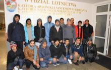 15 kadetów z Arabii Saudyjskiej rozpoczęło studia wojskowe w Dęblinie [FOTO]