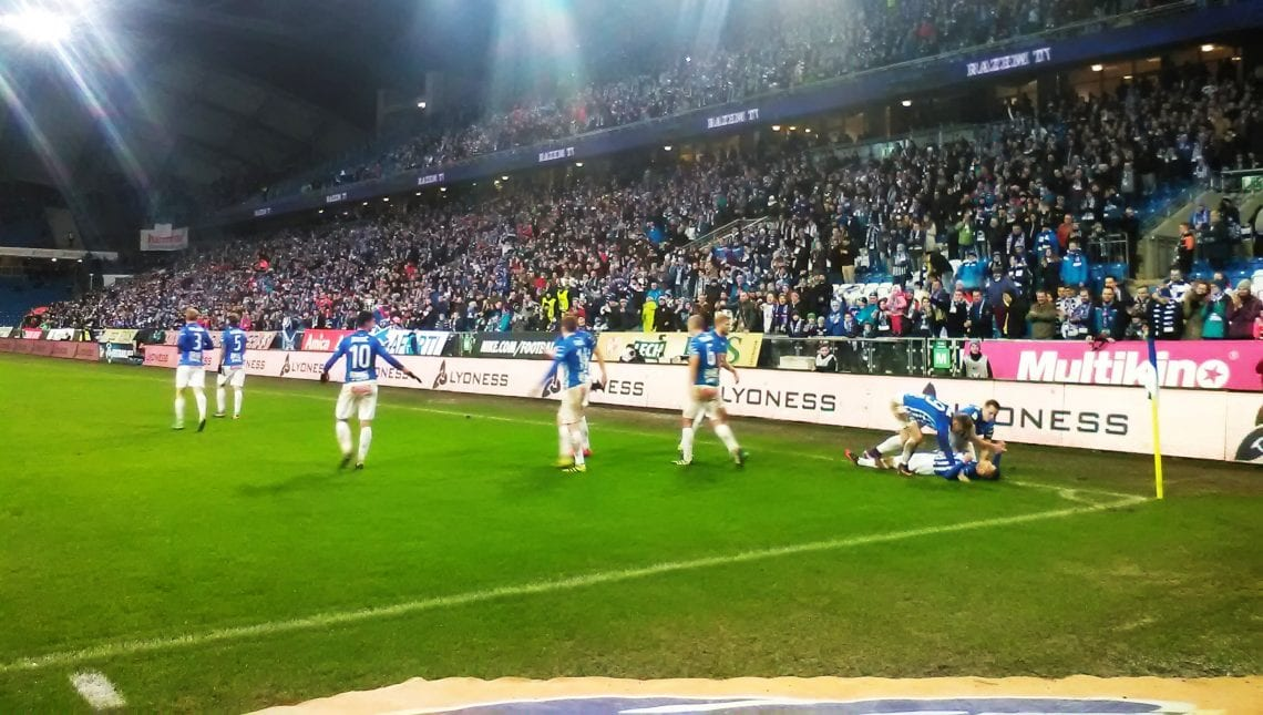 LOTTO Ekstraklasa: Lech z problemami, ale zwycięski