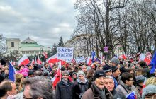 Doradca Andrzeja Dudy wieszczy, że poleje się krew. Porównanie do wojny hybrydowej i WTC
