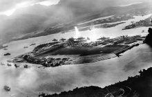 Perl Harbor - początek wojny na Pacyfiku