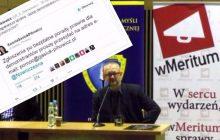 Rafał Ziemkiewicz wyśmiał wpis posłanki Nowoczesnej.