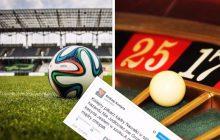 Kolejny piłkarz kadry Adama Nawałki ma problemy z hazardem?