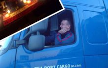 Węgrzy pamiętają o polskim kierowcy TIR-a. Oddali mu hołd pod ambasadą w Budapeszcie [FOTO]