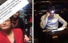 Publicysta sportowy wyśmiewa protest opozycji. Jego wpis rozbawił internautów i zyskał wyjątkową popularność