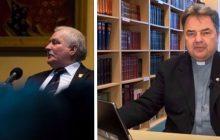 Wałęsa chce sprawdzać biografię katolickiego księdza w... zasobach IPN. Celna riposta Cenckiewicza