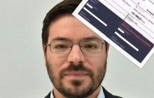 Wicemarszałek z Kukiz'15 otrzymał kilkanaście tysięcy złotych nagrody za pracę w Sejmie i... zwrócił pieniądze. Jego wpis podbija Facebooka!