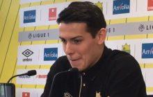 Ligue 1: Polak zaskoczył dziennikarzy... językiem francuskim! [WIDEO]