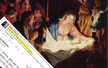 Wpadka katolickiego dziennikarza. Nie zna podstawowych faktów z życia Jezusa?