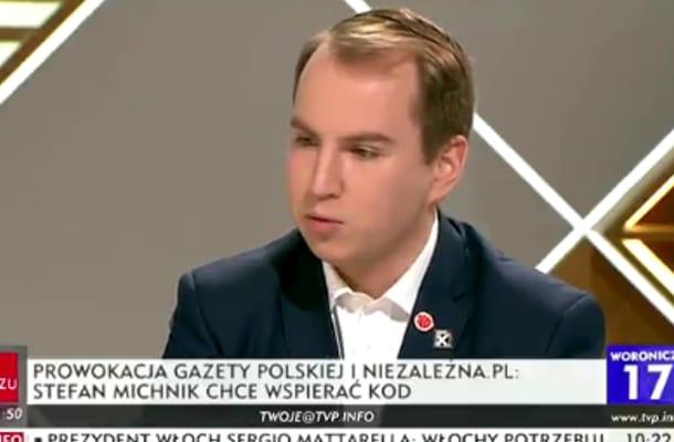 Nowoczesna chce ukarania Andruszkiewicza, bo... nie