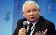 Kaczyński ostro dla