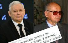 Jarosław Kaczyński niczym Jaruzelski?