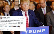 Trump wchodzi na kurs kolizyjny z Chinami? Otwarcie krytykuje je na Twitterze