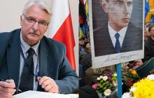 Waszczykowski wzywa Ukrainę do porzucenia kultu Bandery.