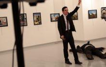 Turcja: Rosyjski ambasador zastrzelony w Ankarze! [FOTO+WIDEO]